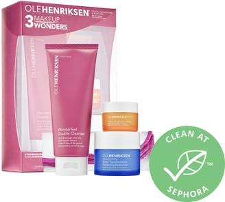 Ole Henriksen OLEHENRIKSEN - 3 Makeup Wonders Kit