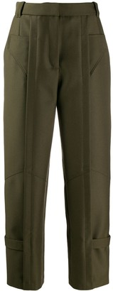 Barbara Bui High Waisted Trousers