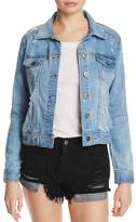 Pistola Savannah Distressed Denim Jacket