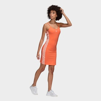 adidas Women's 3-Stripes Spaghetti Strap Dress