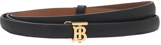 Burberry 12mm Reversible Leather Belt