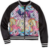 My Little Pony Girls Midweight Bomber Jacket - Big Kid