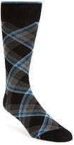 Bugatchi Men's Plaid Socks