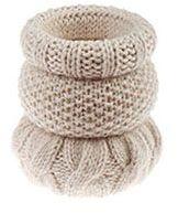 Handknit Cashmere Bangles