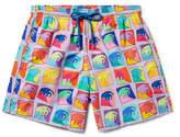 Vilebrequin Moorea Mid-length Printed Swim Shorts - Multi