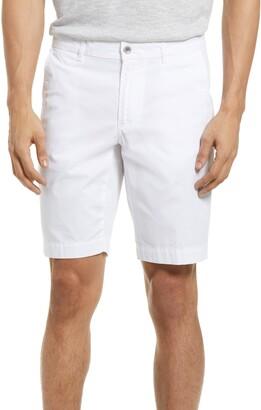 Brax Bristol Flat Front Chino Shorts