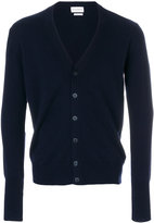 Ballantyne button-down cashmere cardigan
