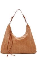 Sorial Lexi Embossed Leather Shoulder Bag