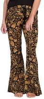 Volcom Golden Lantern Print Flare Pants