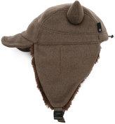 Undercover Evil horn hat
