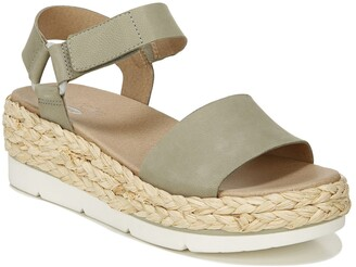 Dr. Scholl's Other Side Quarter Strap Platform Sandal