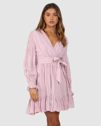 Lost in Lunar - Women's Mini Dresses - Jazmine Dress - Size One Size, 6 at The Iconic