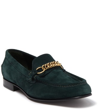 Burberry Solway Linked Chain Strap Loafer