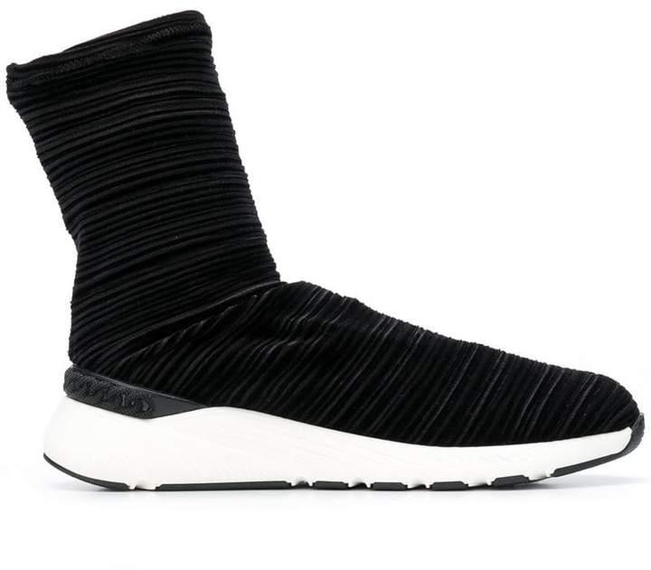 Casadei platform sole sneakers