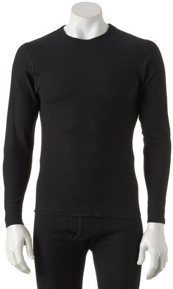 Hanes Big & Tall Ultimate X-Temp Thermal Crewneck Tee