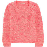 Billieblush Fancy sweater with pearls