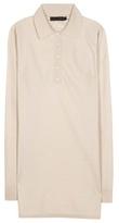 Calvin Klein Collection Silk-blend Shirt