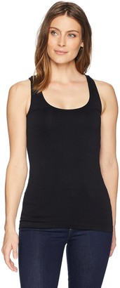 Ahh By Rhonda Shear Women's Seamles Tank with Corchet Back