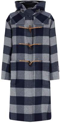 Max Mara Wool Coat with Gilet Insert