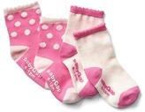 Gap Scallop socks (2-pairs)