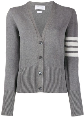 Thom Browne Graphic Print Cardigan