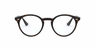 Ray-Ban Men's 0RX 2180V 2012 49 Optical Frames