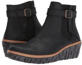 El Naturalista Myth Yggdrasil N5133 (Black) Women's Shoes