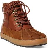 Polo Ralph Lauren Regnald Nubuck Sneaker Boot