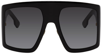 Christian Dior Black DiorSoLight1 Sunglasses