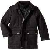 Urban Republic Kids - Military Wool Jacket Boy's Coat