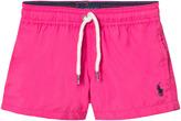 Ralph Lauren Pink Classic Swim Shorts with PP