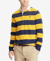 Polo Ralph Lauren Men's Iconic Rugby Custom Fit Shirt