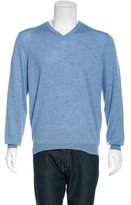 Kiton Cashmere V-Neck Sweater w/ Tags