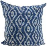 Status Collections Aztec Denim Cushion