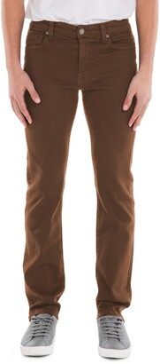 Fidelity Jimmy Slim Straight Leg Twill Pants