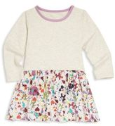 Andy & Evan Toddler's & Little Girl's Splatter-Print Dress
