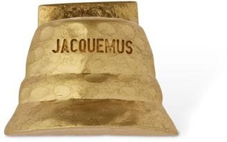 Jacquemus Le Bob Small Stud Mono Earring