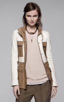 Theory Macaire L Jacket in Ford Leather