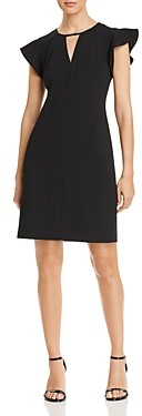 Vince Camuto Flutter-Sleeve Dress - 100% Exclusive