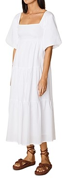 Faithfull The Brand Kiona Midi Dress