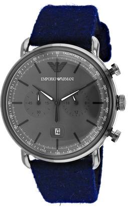 Giorgio Armani Men's Aviator Watch