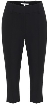 Veronica Beard Ward cropped slim pants