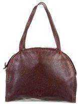 Henry Beguelin Leather Shoulder Bag