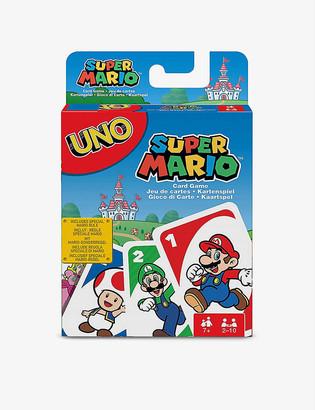 Board Games Uno Super Mario card game