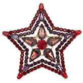 INC International Concepts Anna Sui x Gold-Tone Crystal & Stone Star Pin, Created for Macy's