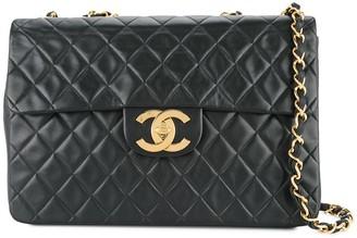 Chanel Pre Owned Jumbo Flap shoulder bag