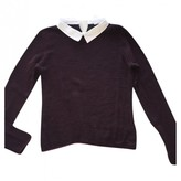 Pablo Burgundy Knitwear for Women