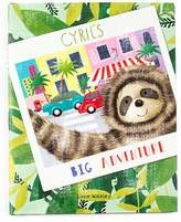 Jellycat Cyril's Big Adventure Book - Ages 0+