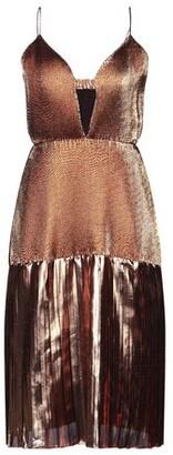 Christian Siriano Knee-length dress