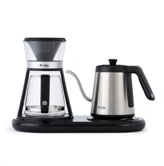 Mr. Coffee All-in-One At-Home Pour Over Coffee Maker